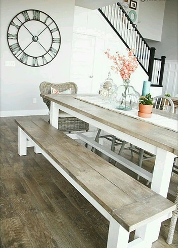sitting bench and table Cre8ive Kitchens and interiors durban